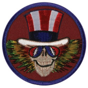 Grateful Dead - Uncle Sam Patch