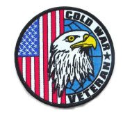 Cold War Veteran 10cm Patch