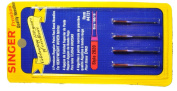 Singer Standard Point Needles, Size 16, 4 needles in pack