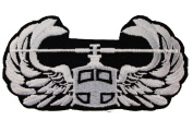 Air Assault Iron or Sew on Embroidered Patch D38