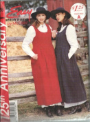 McCall's Sewing Pattern P228 Misses Size 10-16 Country Jumper & Petticoat