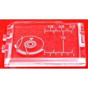 Janome Bobbin Cover Plate - 750036001