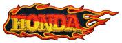 Honda Biker Racing Logo Motorcycles t shirt BH17 iron on Patches