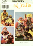 McCALL'S 8553 ~ Flutter and Friends Cats Sewing Pattern ~ Homespun At Heart Designs