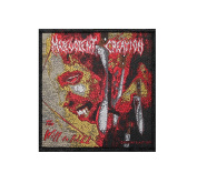 Malevolent Creation the Will to Kill Death Metal Music Band Woven Applique Patch