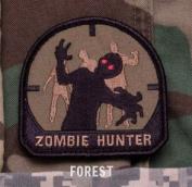Mil-Spec Monkey Zombie Hunter Patch-Forest