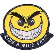Baron Custom Accessories Ride-A-Nice-Day Patch