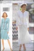 Butteric 3429 Misses' Rimini Misses' Formal Top & Skirt - Size 6 8 10