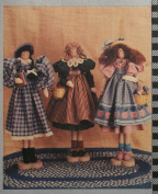 Country Friends Craft Pattern