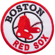 MLB Boston Red Sox Iron-on Patch (7.6cm ) By Luk99
