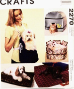 OOP McCall's Crafts Pattern 2270. Pet/cat/dog