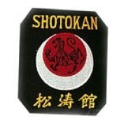 Shotokan Tiger in the Moon Patch