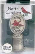 FORT North Carolina Charm Genuine Pewter Thimble 320533003-T198