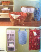 Simplicity Sewing Pattern 4631 Home Decorating Nursery