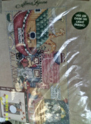 """Plaid """"All Aboard"""" Noah's Ark Iron-On Transfer Kit for Fabric Design"""