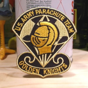 US Army Parachute Team Golden Knights Patch USA