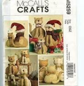 McCall's Crafts Cat Family pattern M5259