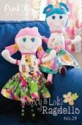 Pink Fig Patterns Roxy And Lola Ragdolls