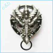 Brand:e & b new Gothic Dragon RED Eyes Belt Buckle 3d-016