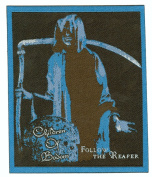 Children of Bodom - Follow The Reaper - Silk Screen Iron On Patch