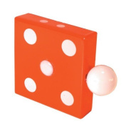 Funky Tape Measure - Red Dice