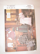 Vogue Craft 8337 - Early American Doll Clothes