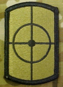420th Engineer Brigade OCP Multicam (TM) Patch