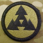 3rd COSCOM (Corps Support Command) OCP Multicam Patch