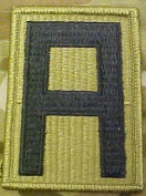 1st Army OCP Multicam Patch