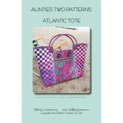 Aunties Two Patterns-Atlantic