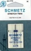Schmetz Stretch Twin Sz. 4.0/75