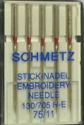 SCHMETZ Embroidery Sewing Machine Needles