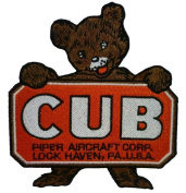 Piper Cub Patch