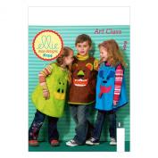 KWIK-SEW PATTERNS K0154 Children's Smocks Sewing Template, One Size