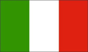 NEOPlex 2' x 3' International Flags of the World's Countries - Italy