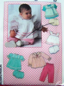 Simplicity 7783 Babies' Sewing Pattern