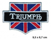 Triumph Iron On
