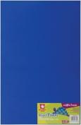 Fibre Craft - Creative Hands 15200 34F Foam Sheets, 30cm by 45cm , Royal Blue