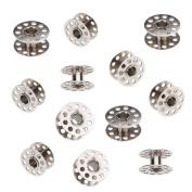 20pcs Metal Bobbin Spool for Home Sewing Machine
