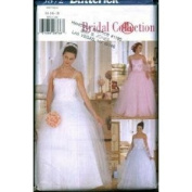 BUTTERICK BRIDAL GOWN 5872 SIZE 8 10 12