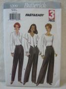 Butterick Pattern 3209 Misses'/Misses' Petite Pants