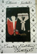 COLLAR AND CUFFS SHIRT AND JACKET SEWING PATTERN MULTIPLE SIZES FROM COUNTRY CREATIONS CLOTHING CO.