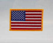 Flag Patch United States U.S. 7.6cm X 5.1cm