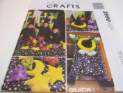 McCall's 2990 Crafts Sewing Pattern Wizard Party