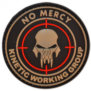 5ive Star Gear PVC Morale Patch with Velcro Back
