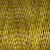 Valdani Multi-Colour Thread ~ Wheat ~ Gold ~ Sage Variegated Quilting Thread 50wt (40wt U.S.) 100% Cotton~ 575yd ~ Harvest ~ M28