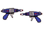 Ray Gun Purple Patch Set
