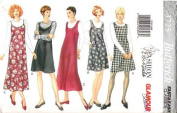 Butterick Sewing Pattern 3725 Misses' Jumper & Top, Size 6 8 10 12