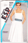 Simplicity Extra-sure Sewing Pattern 5579 Size N (10,12,14) Miss