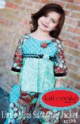 Little Miss Sassafras Jacket By Kati Cupcake